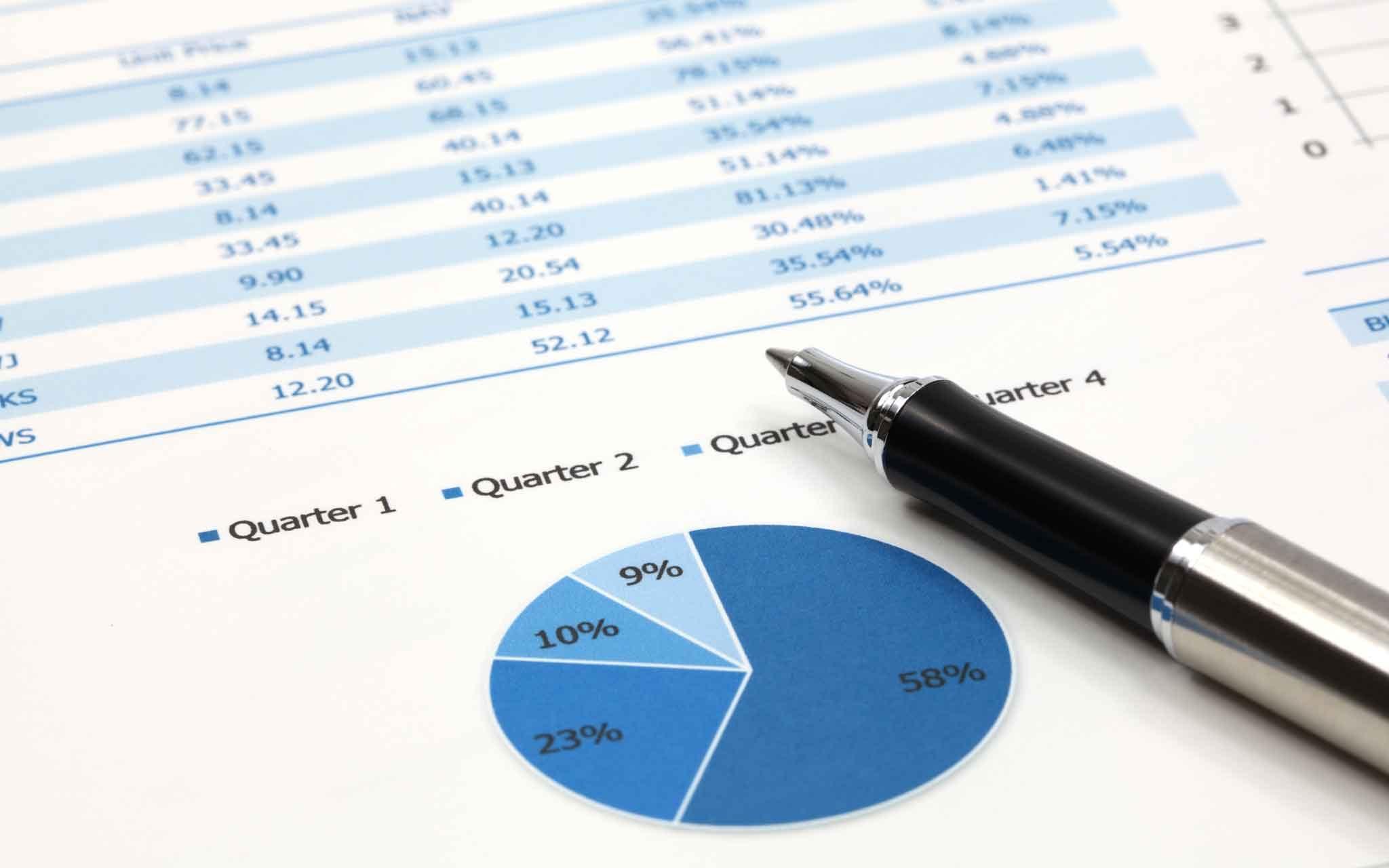 Jenis dan Laporan Keuangan Perusahaan Industri