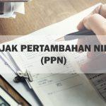 Pajak pertambahan nilai ppnn