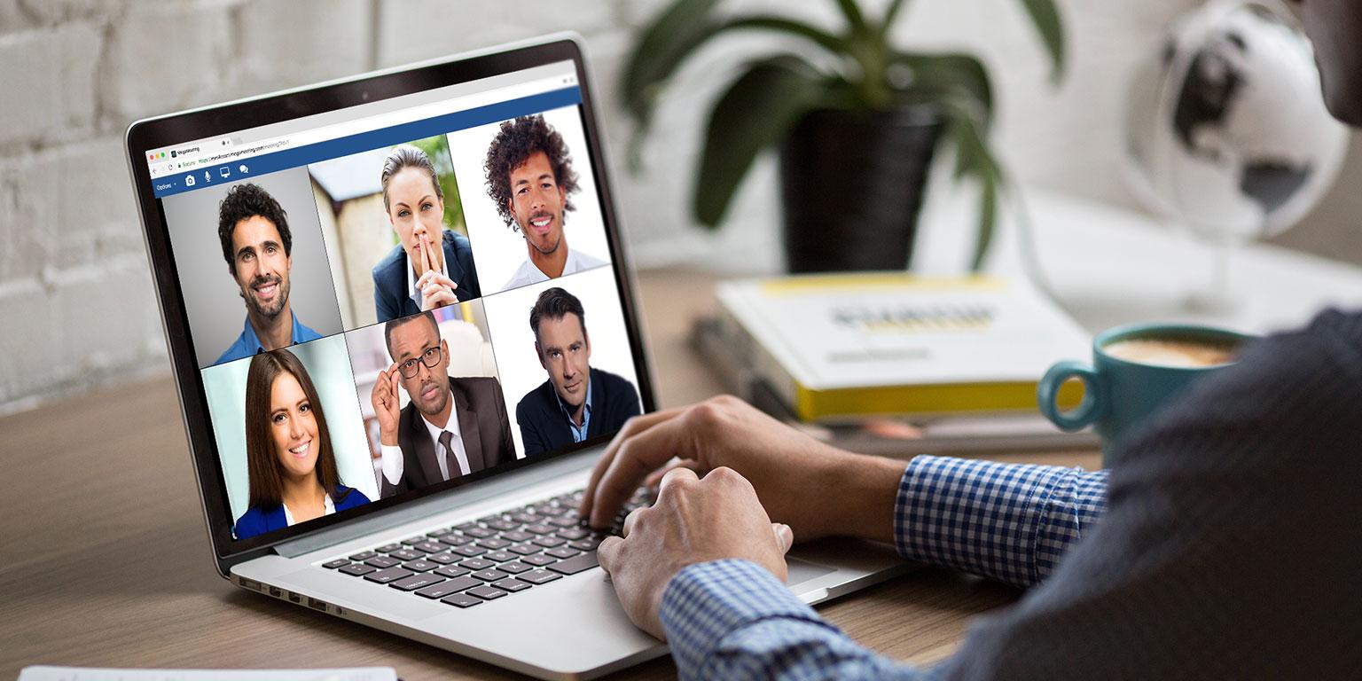Bagaimana Cara Agar Tim Anda Mau Berpartisipasi Dalam Meeting Secara Online