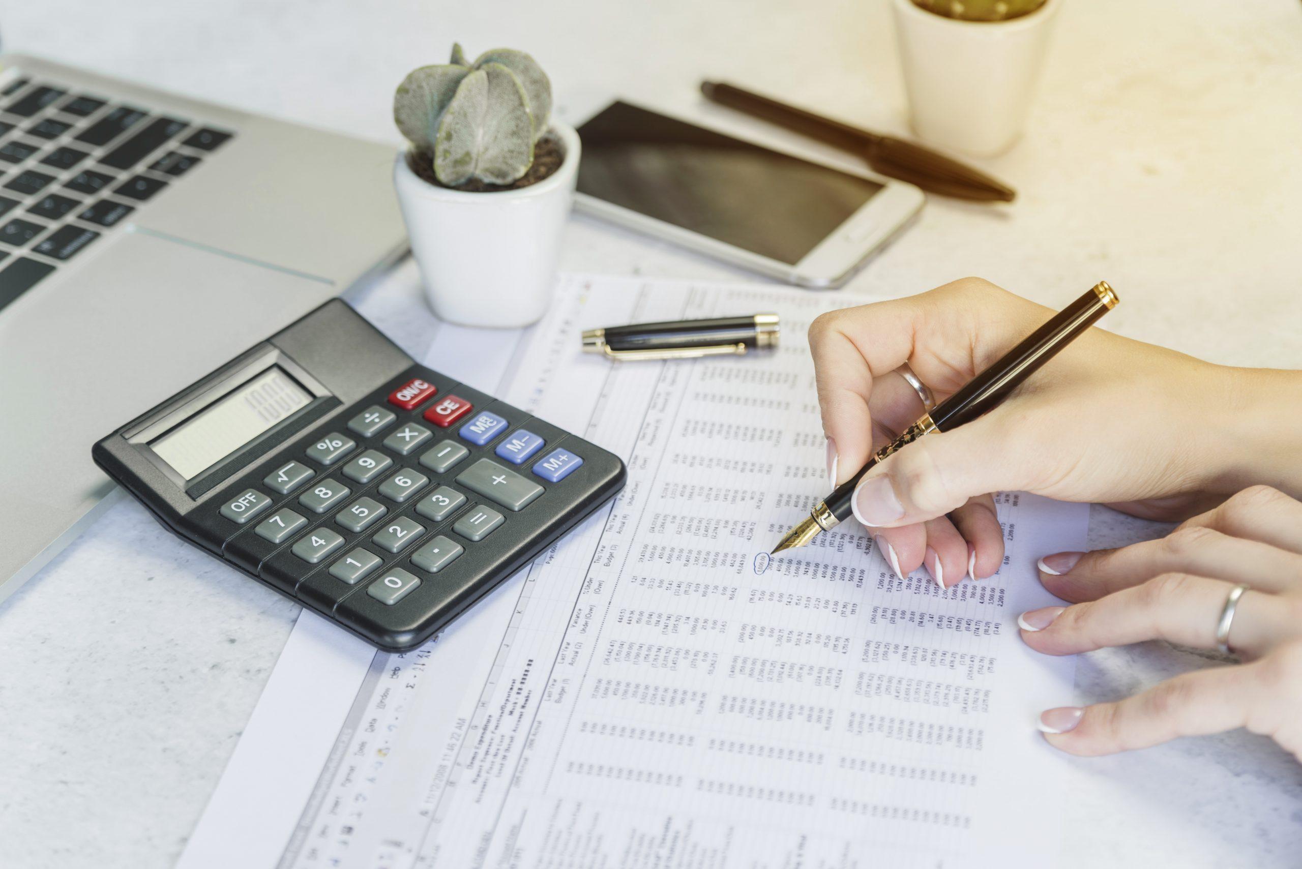 cara membuat laporan keuangan mudah