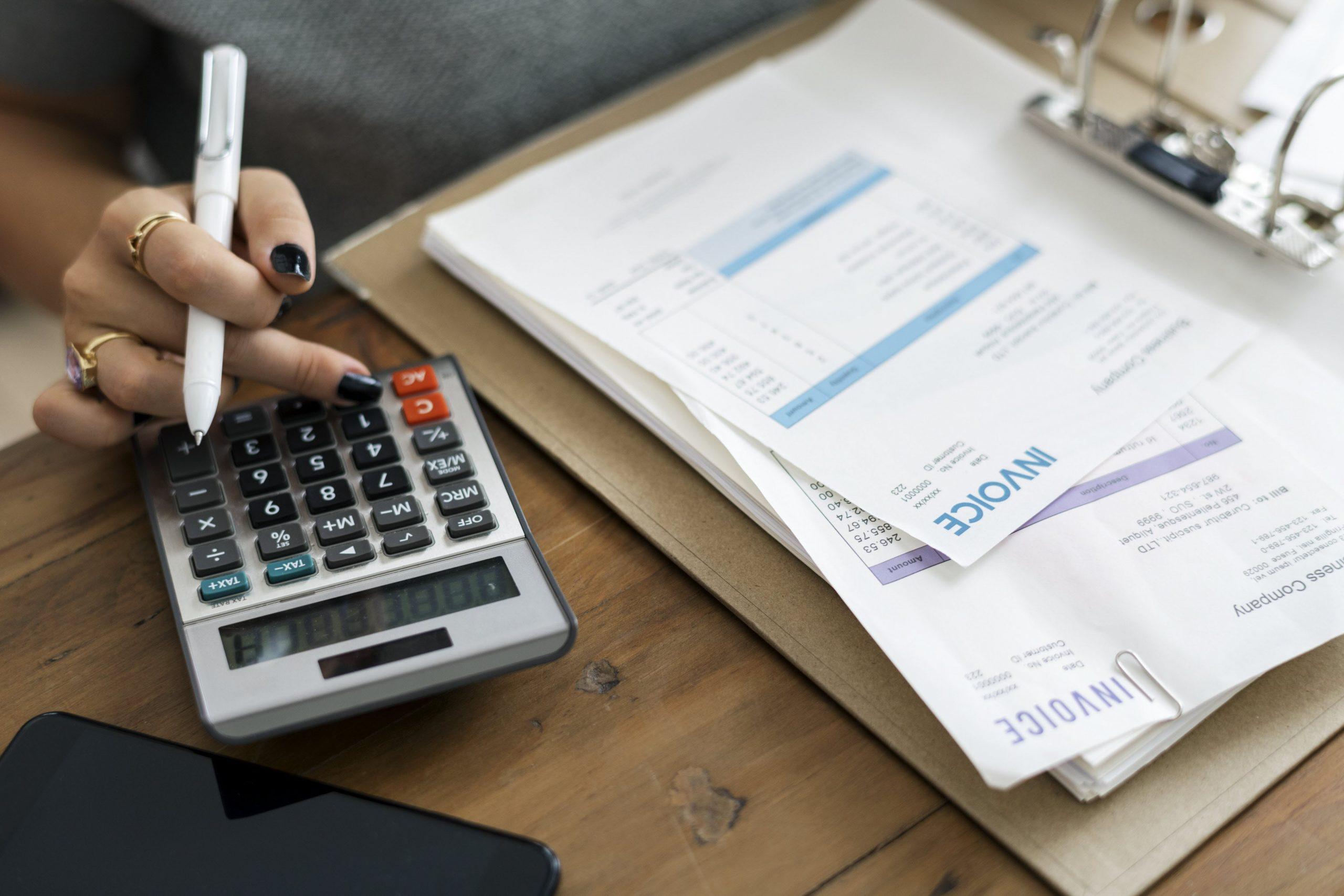 membuat invoice - harmony accounting software