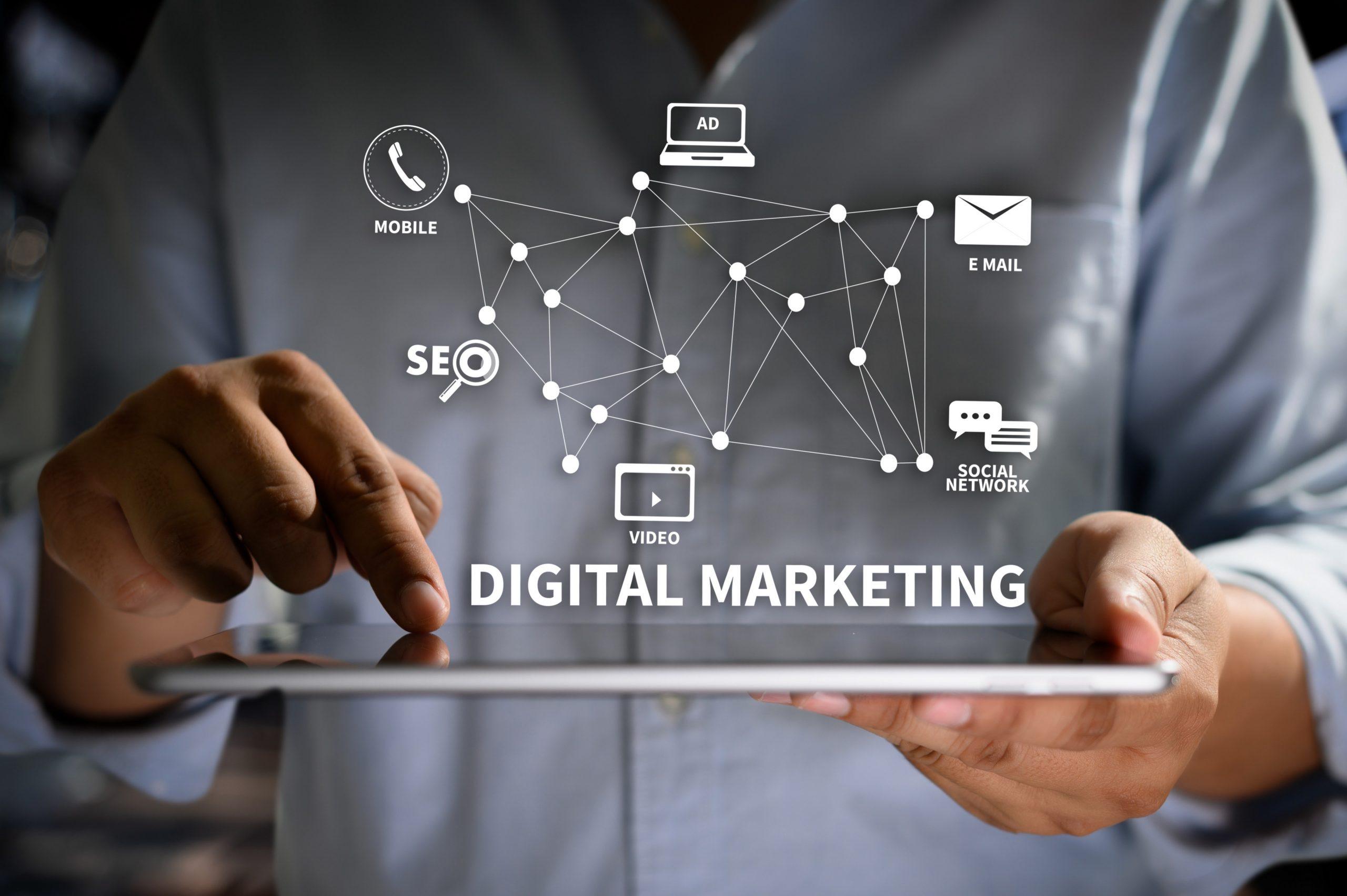 digital marketing ditengah pandemi