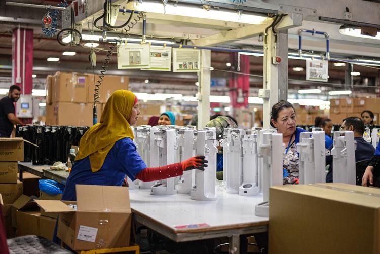 work in process perusahaan manufaktur