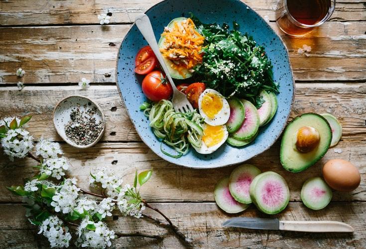 bisnis makanan sehat