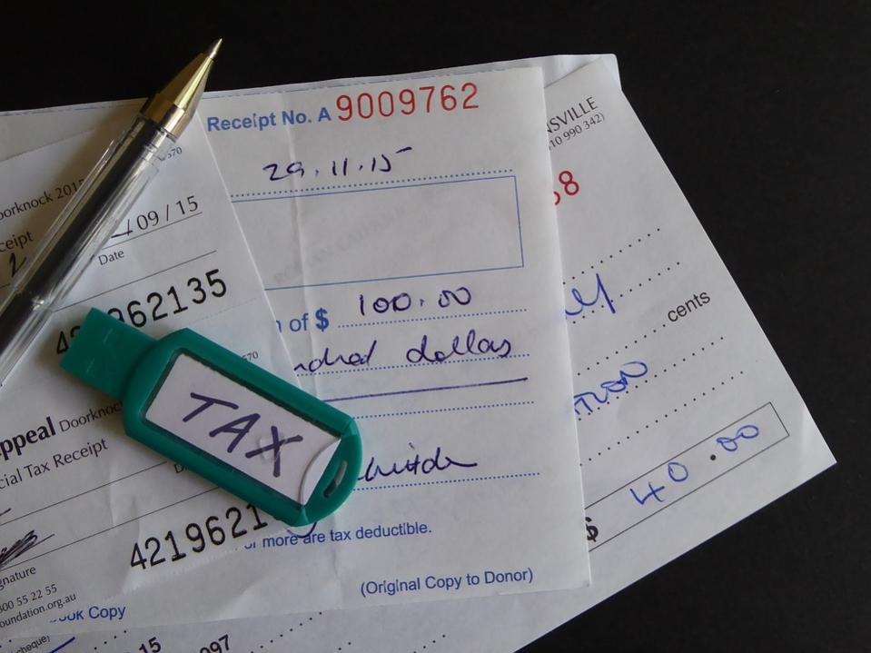 bukti setor pajak