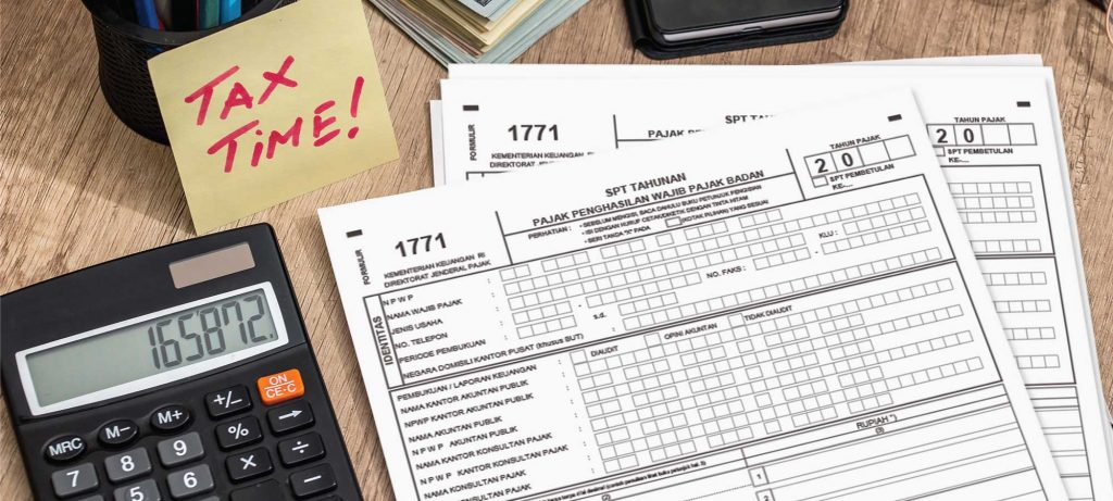 kode akun pajak