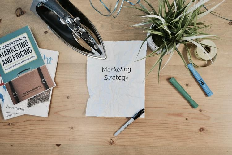 Strategi penjualan 1