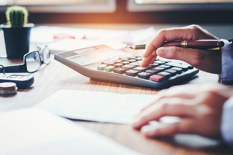 Perhitungan cost of debt