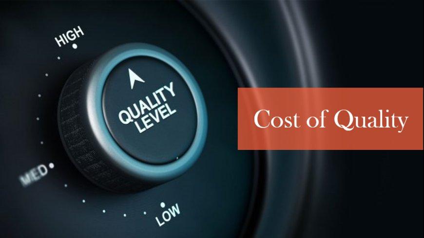 biaya kualitas