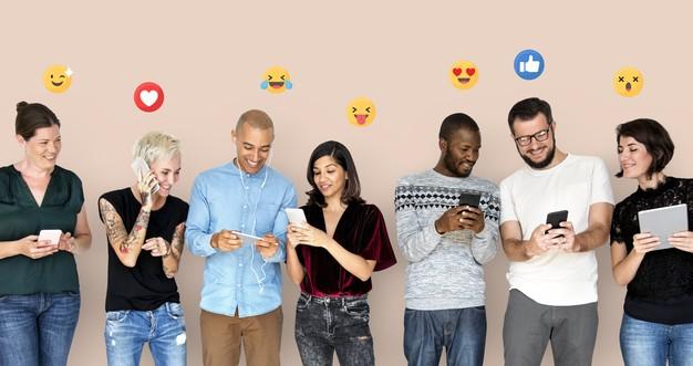 Contoh iklan digital sosial media