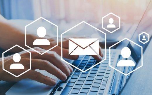 Cara membuat mailing list