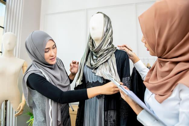 Ide jualan bulan puasa - busana muslim