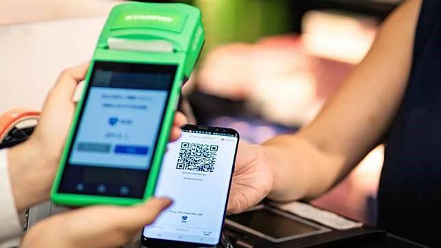 Jenis pembayaran digital