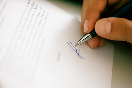 Komponen surat perjanjian hutang