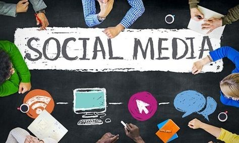 Memanfaatkan media sosial pada saat promosi