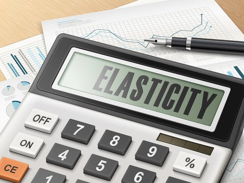Cara menghitung elastisitas
