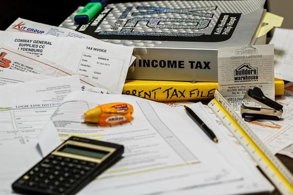 Contoh pajak subjektif dan objektif