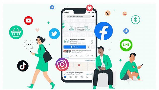 Contoh social commerce