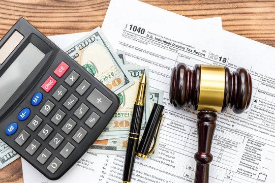 Jenis hukum pajak