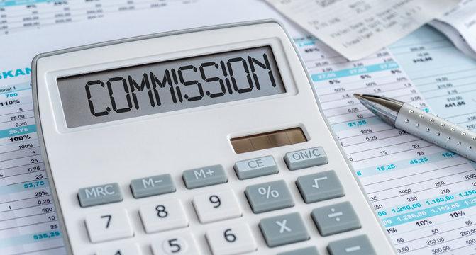 Pencatatan apa itu komisi