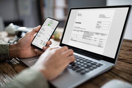 Cara Membuat Invoice Penjualan