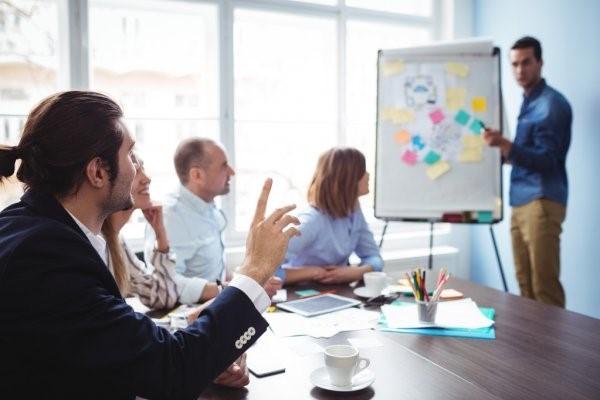Elemen dalam bisnis model canvas