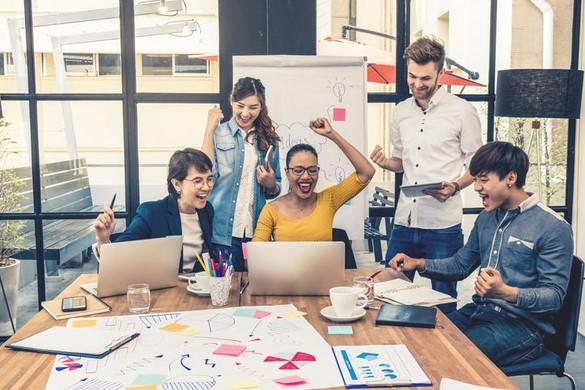 Membangun tim marketing yang solid