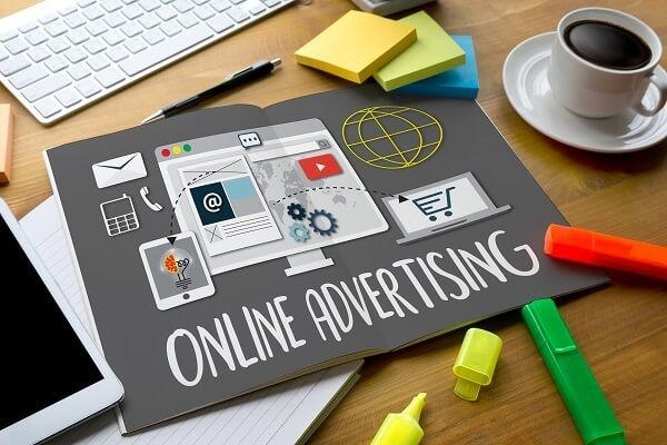 Oline advertising