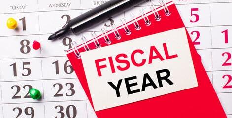 Tujuan fiscal year