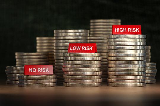 Pahami high risk high return